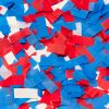 Red, White, and Blue Confetti Cannon