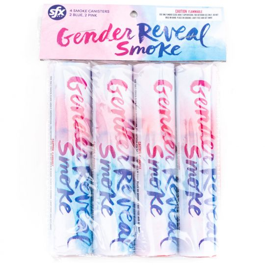 Gender Reveal Smoke